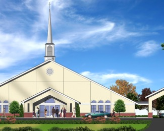 Greater New Life Baptist Church