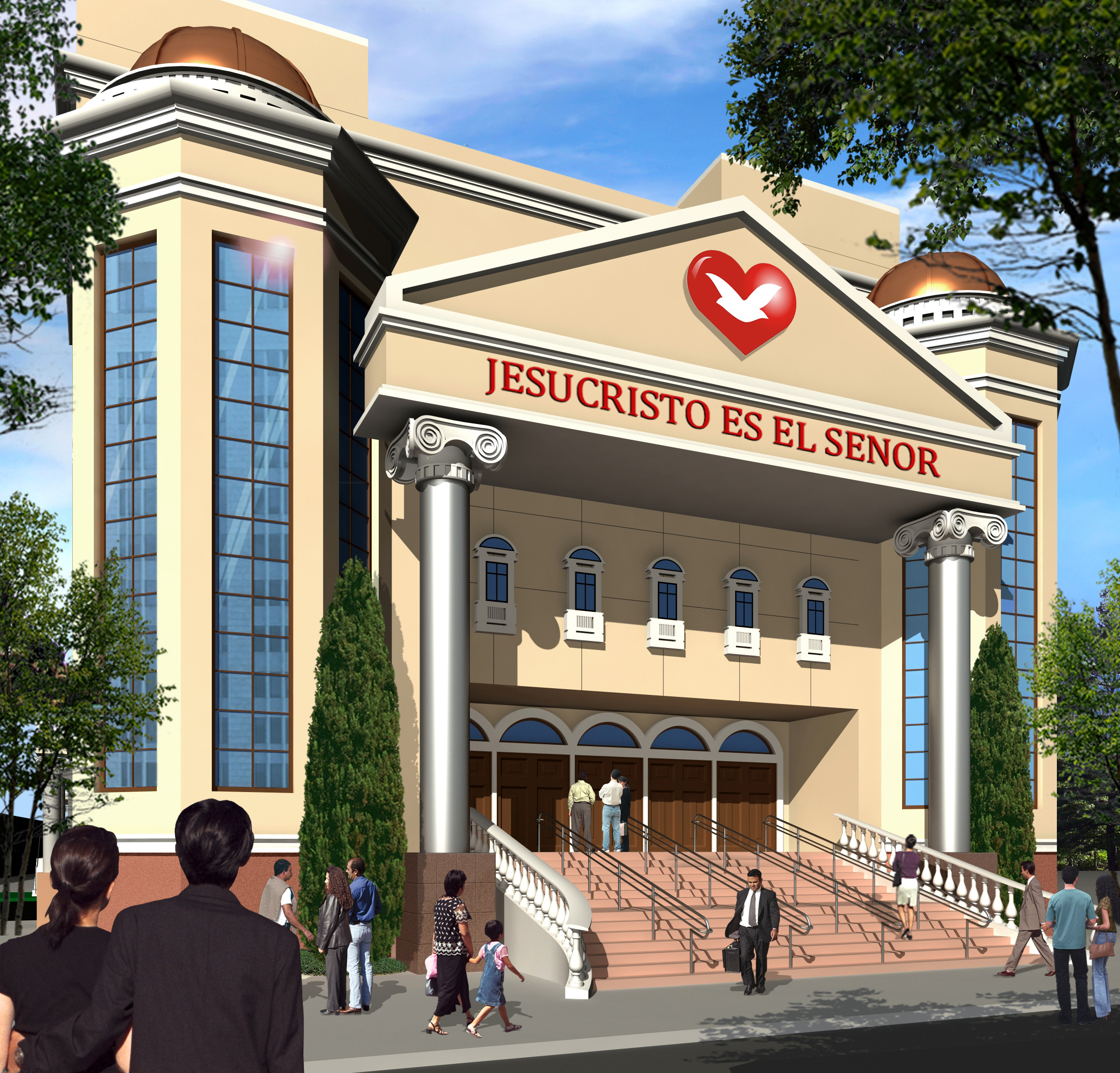The Universal Church Redevelopment Project